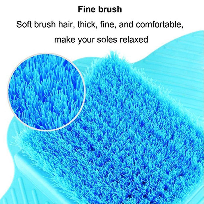 Hirundo Foot Scrubber Brush - Feet SPA Massager