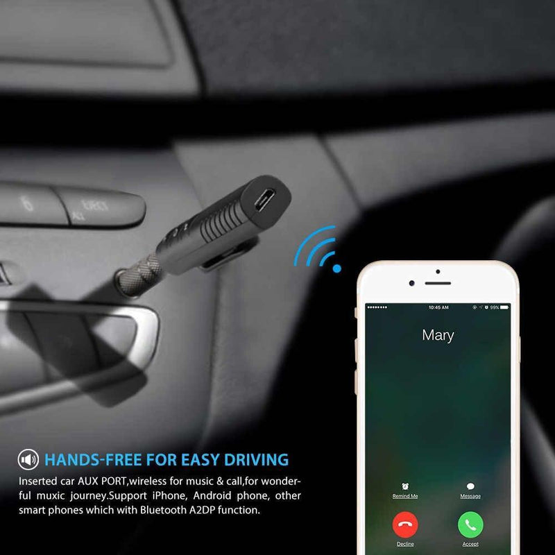 Universal Car Bluetooth Receiver