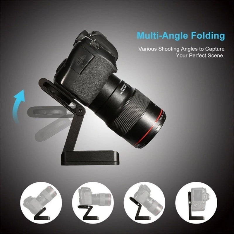 Hirundo Folding Z Shape Photography Stand Holder