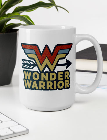 Wonder Warrior Mug