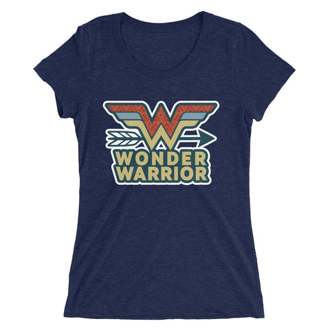 Wonder Warrior Crew Shirt