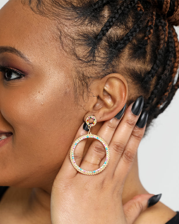 Hoop Dreams Earrings