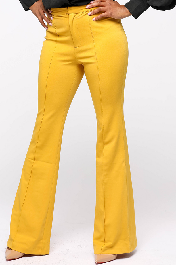 Good as Gold High Rise Pants