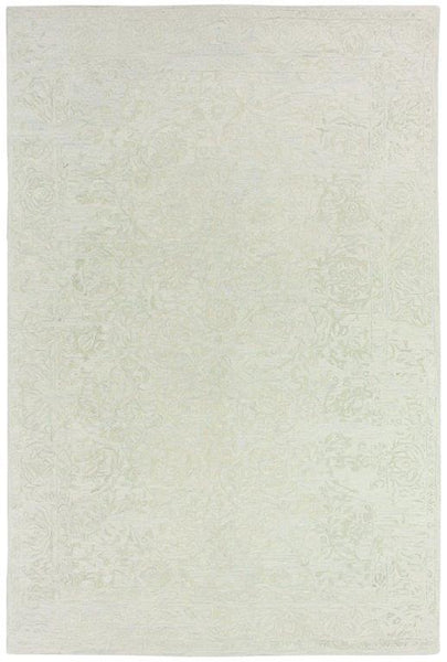 Bahama Classic Hand-Tufted Wool Rug in Mist