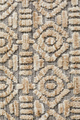 Avignon Amelia Transitional Rug in Natural Grey and Beige