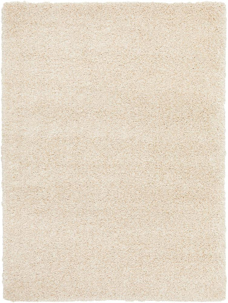 Alaska Plush Rug in Cream
