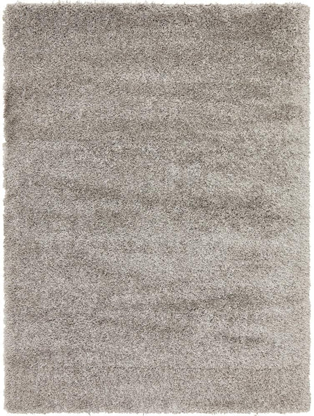 Alaska Plush Rug in Grey