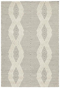 Rafiki Rhythm Tribal Pattern Rug