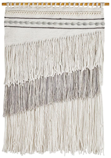 Nora Scandi Wall Hanging in Neutral