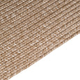 Laguna Indoor/Outdoor Hand Woven Herringbone Rug in Beige