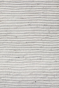 Alpine Hand Loomed Textured Rug in Ivory Sky