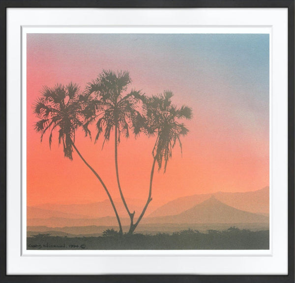 Samburu Palms Prints Prints for Conservation