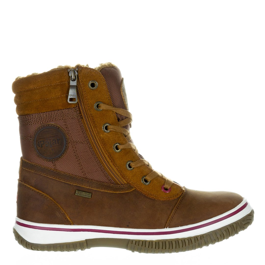 Trooper 2.0 Boots Cognac