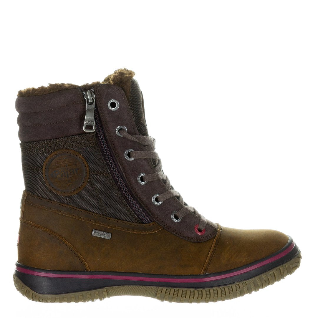 Trooper 2.0 Boots Dark Brown