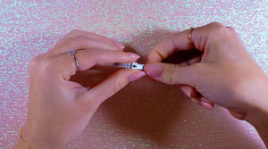 Ceejayeff how to use a finger sizer ring measure tool on a hand