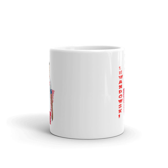 Becher Tasse Robert Lewandowski