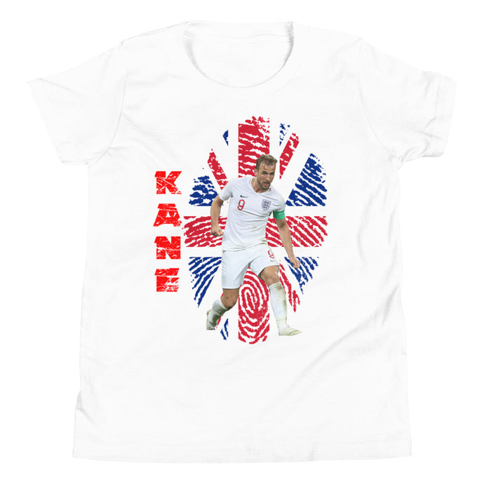 Jungen Kinder Kurzarm T-Shirt Harry Kane