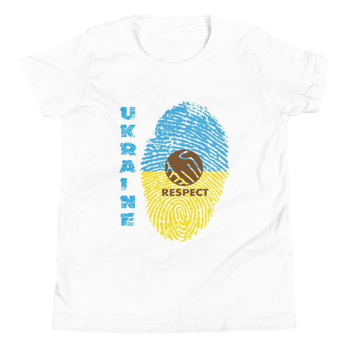 Jungen Kinder Kurzarm T-Shirt Respect Collection