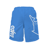 AYA wave Beach Shorts cyan light