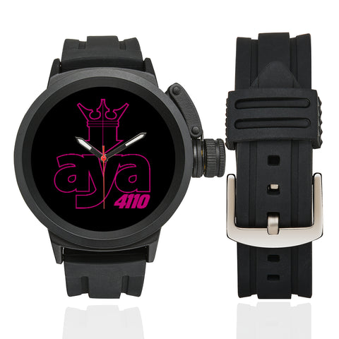 AYA 41ten MAGENTA W Men's Sports Watch(Model 309)