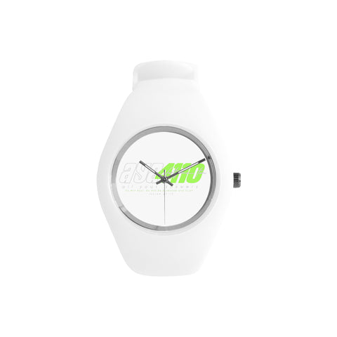 AYA NEON BLANCO Candy Silicone Watch (Model 315)