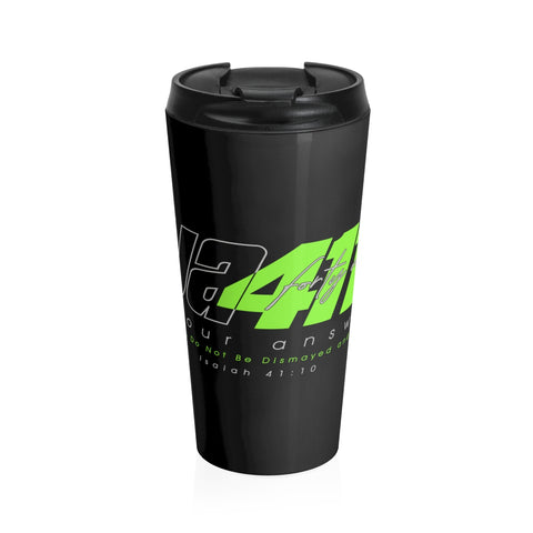AYA 41TEN Stainless Steel Travel Mug