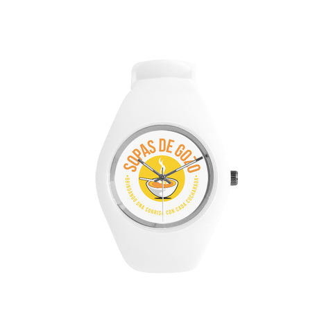 SOPAS DE GOZO WATCH2 Simple Style Candy Silicone Watch (Model 315)
