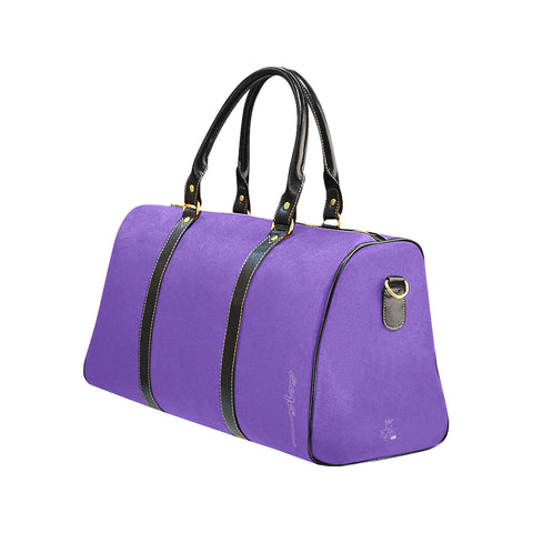 AYA Travel Bag Grape New Waterproof Travel Bag/Small (Model 1639)