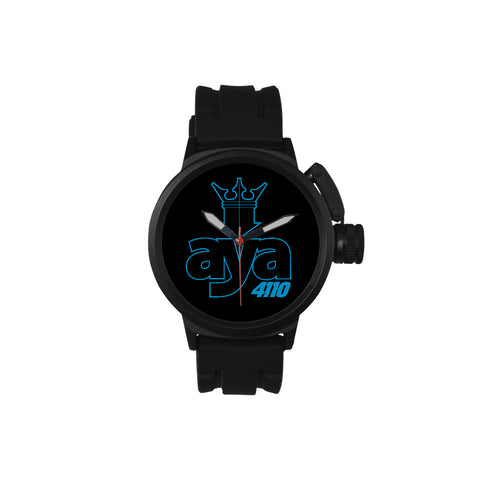 AYA 41ten CYAN W Men's Sports Watch(Model 309)