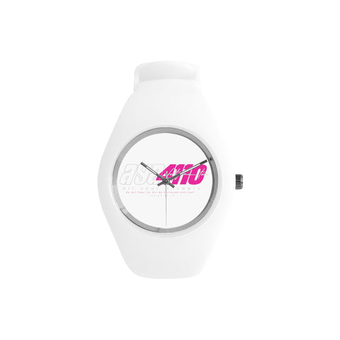 AYA 4110 MAGE BLANCO Candy Silicone Watch (Model 315)