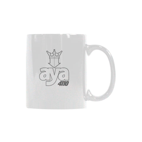 AYA SNOW MUG  (11oz)