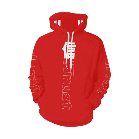 TRUST APPLE JAPAN HOODIE