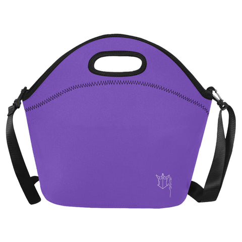 AYA GRAPE Lunch Bag/Large (Model 1669)