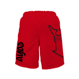 AYA wave Beach Shorts apple dark