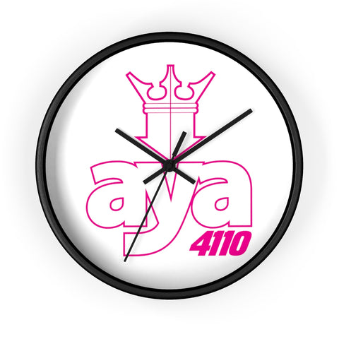 AYA 41TEN Wall clock M