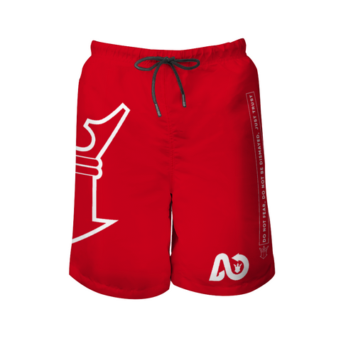 AYA wave Beach Shorts apple light