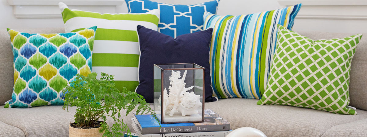 Great Outdoor Cushions