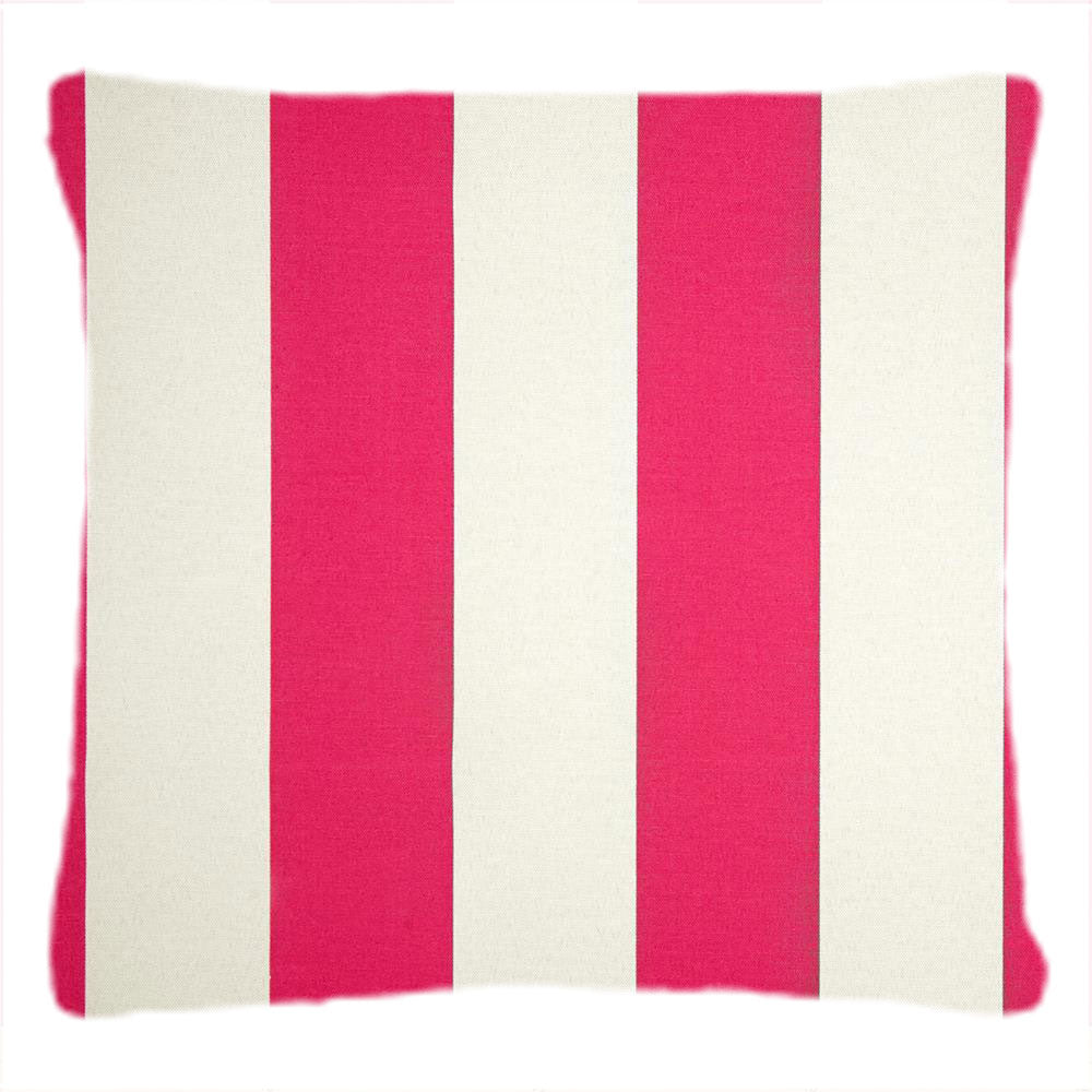 Vertical Stripe Pink and White
