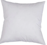 50cm cushion insert for 45cm cushion cover