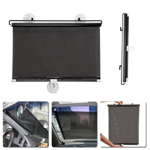 Retractable Car UV Curtain