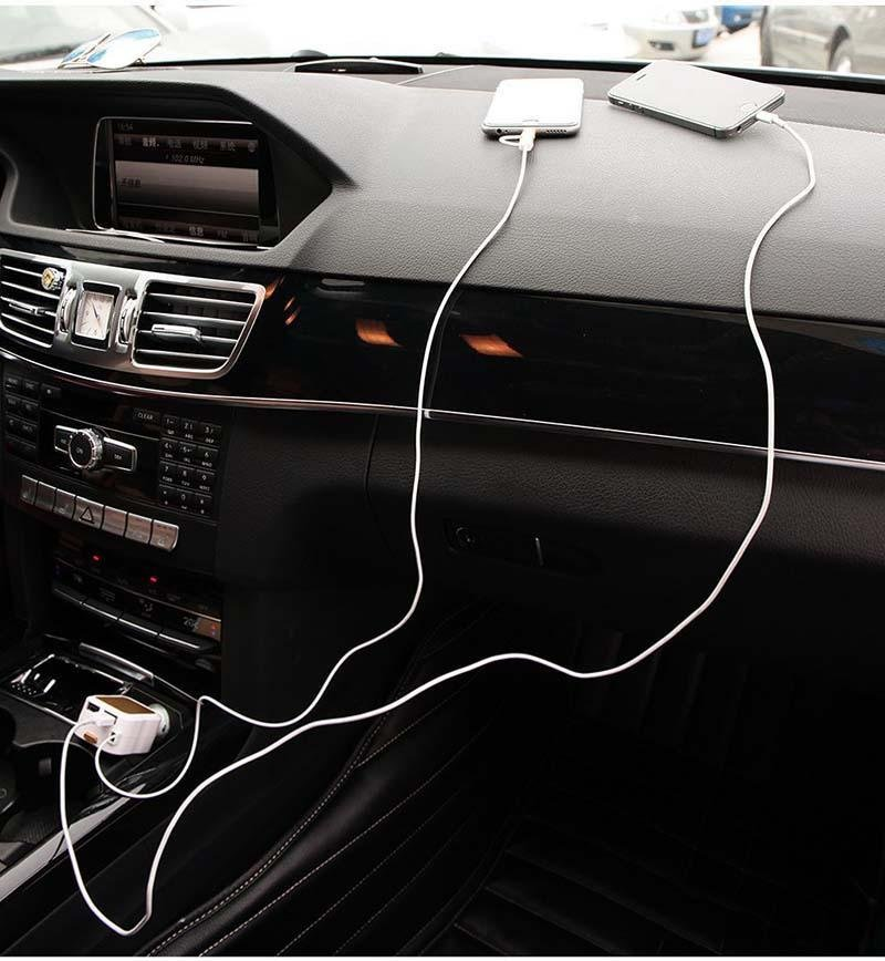 Car Retractable Charger