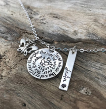 Load image into Gallery viewer, Daughter Butterfly Necklace | TheSilverWing.com