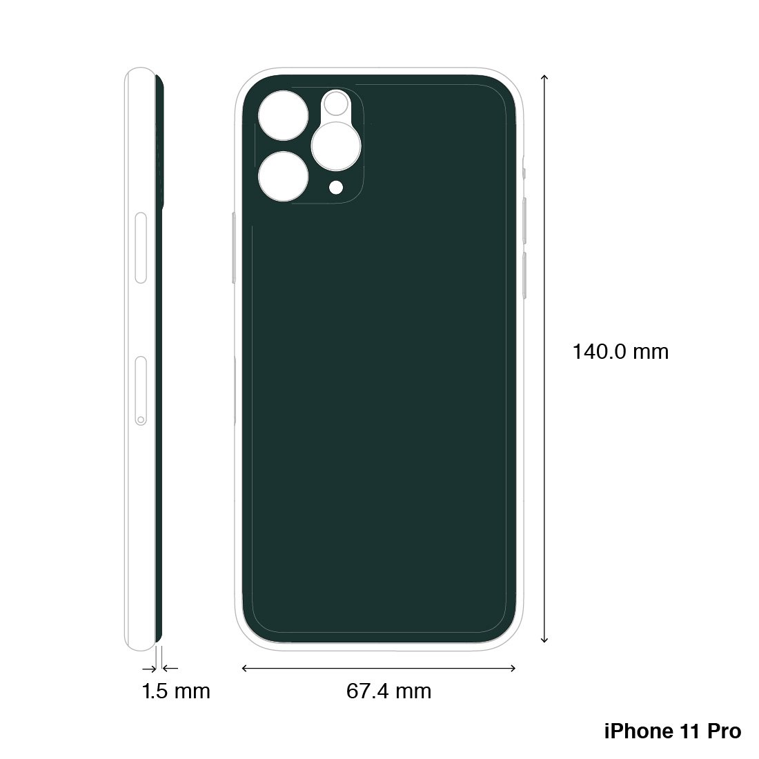 back-panel-wet-rubber-green