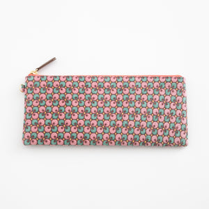 thorns + COQ ORGANIZER WALLET (クローバー/PNK)