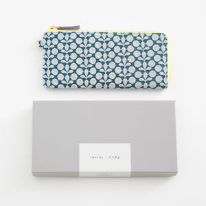 thorns + COQ LONG WALLET (ハッカ/GRN)