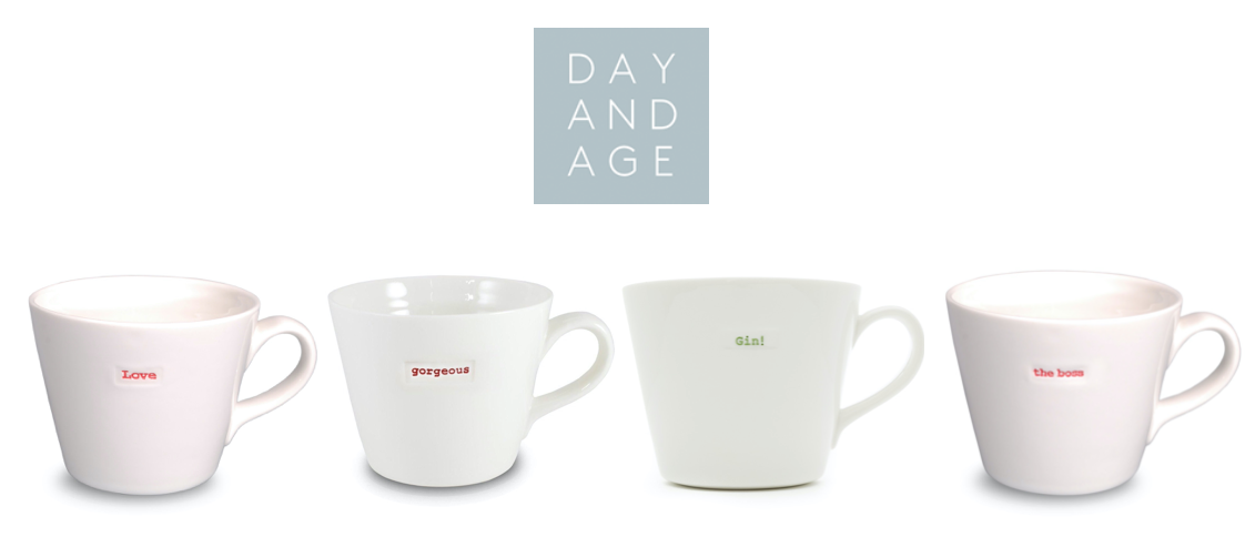 Hedgerow - Day & Age Home - Mugs
