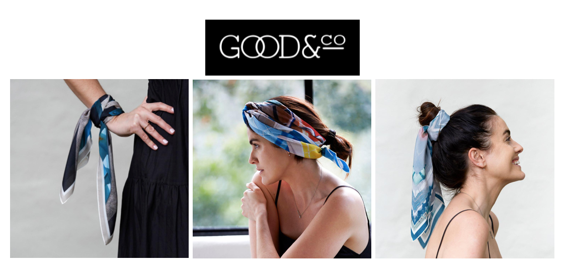 Hedegrow - Good & Co - Scarves