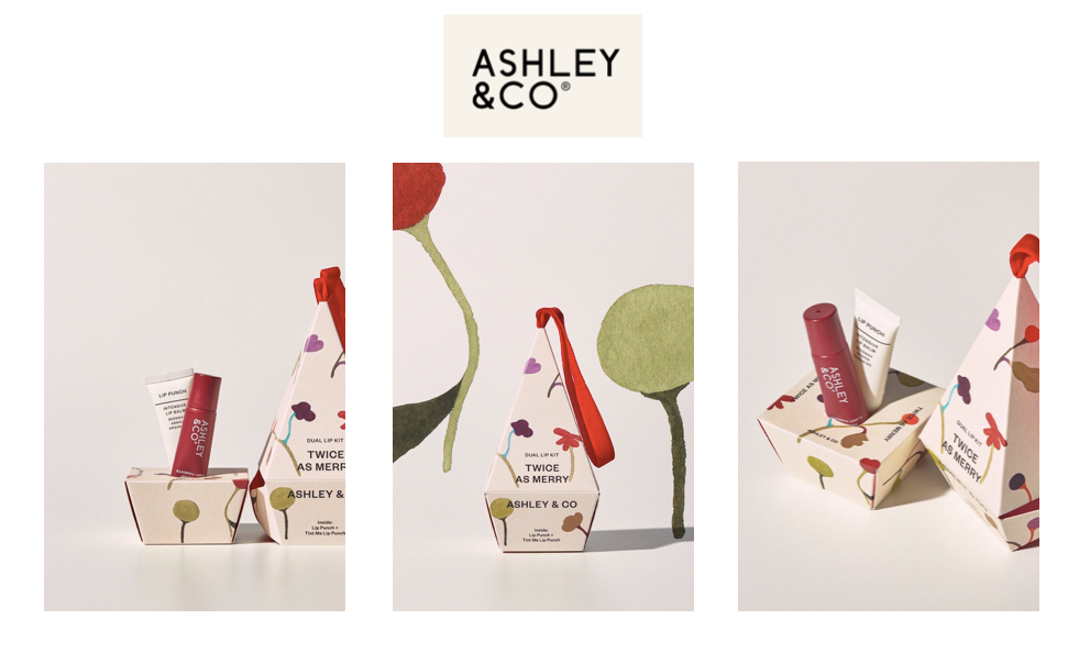 Hedgerow - Ashley & Co Lip Duo