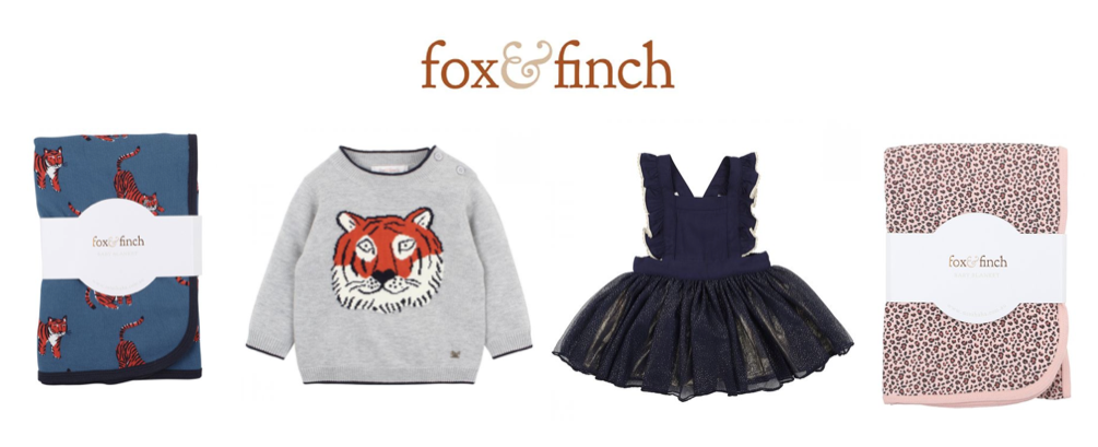 Fox & Finch - New Arrivals