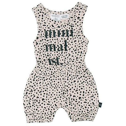 Huxbaby Dalmation Playsuit